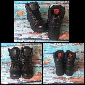 Harley-Davidson Black Riding Boots
